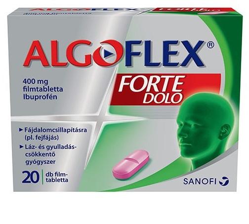 Algoflex forte filmtabletta 10x *