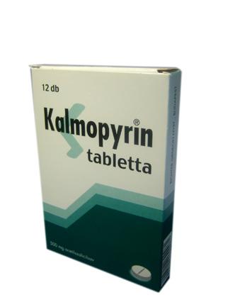 Kalmopyrin tabletta 12x *