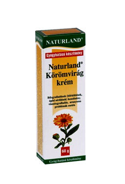Körömvirág krém Naturland 60g *