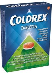 Coldrex tabletta 12x *