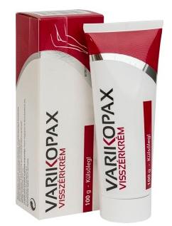 Varikopax visszérkrém 100g