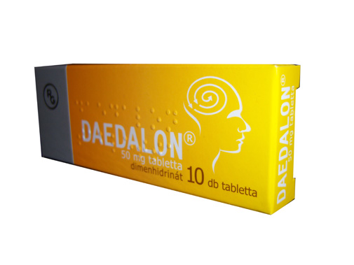 Daedalon tabletta 10x *