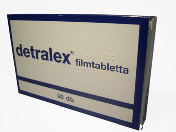 Detralex tabletta 30x -