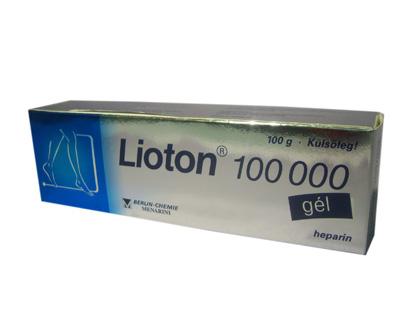 Lioton gél 100g *