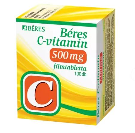 Vitamintár Magnézium 250mg+B6 tabletta 50x Béres *