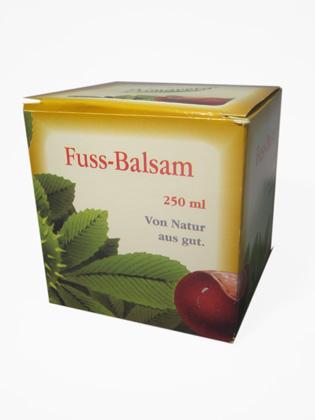 Fuss Balzsam 250ml *