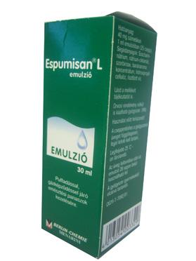 Espumisan L emulzió 30ml *