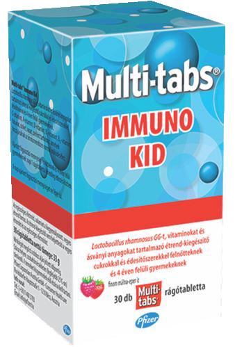 Multi-tabs Immuno Chewable 30x  *