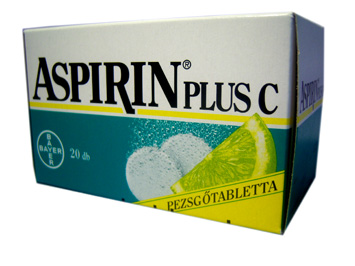 Aspirin Plus C pezsgőtabletta 20x *