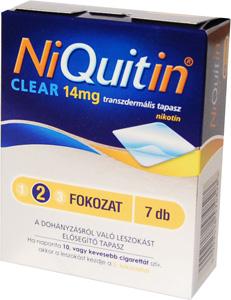 nikotin tapasz mellékhatásai