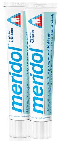 Meridol fogkrém Duopack 2x75 ml *