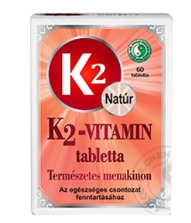 K2 vitamin tabletta 60x Dr. Chen *