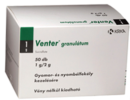Venter tabletta