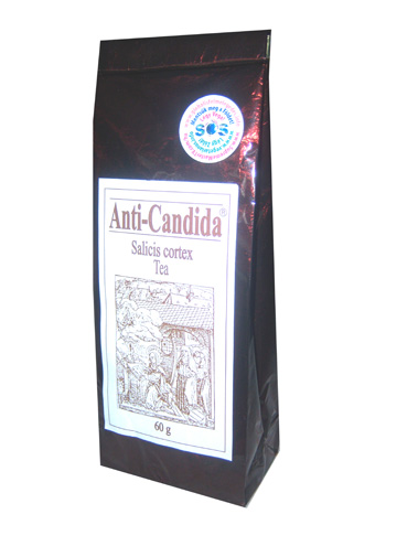 Anti-Candida gombaölő tea 60g *
