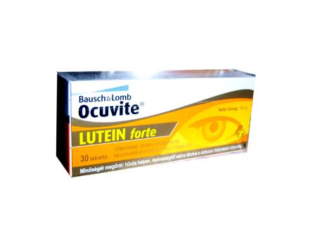 Ocuvite Lutein Forte tabletta 30x *