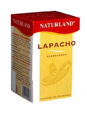 Lapacho tea 20x2g Naturland *