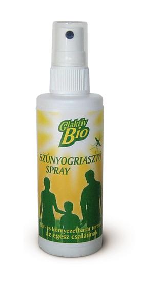 Galaktiv bio szúnyogriasztó spray 100ml *