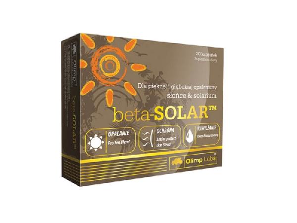 Beta Solar barnulást elősegítő tabletta 30x *