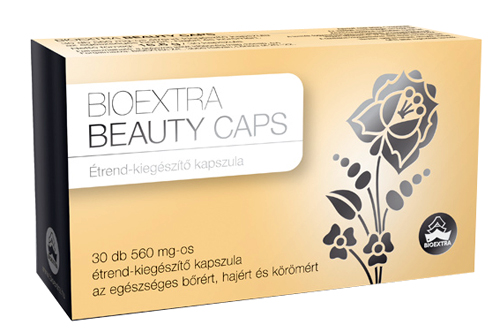 Bioextra Beauty Caps 30x *