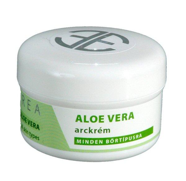 Aloe vera arckrém 70ml Estrea *