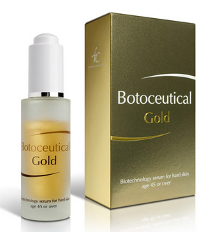 Botoceutical Gold szérum 30ml *