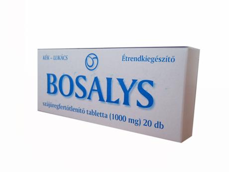 Bosalys tabletta 20x *