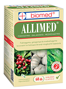 Allimed kapszula 60x Biomed *