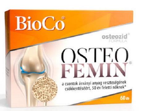 Osteokomplex tabletta 60x Bioextra * - </b><font color=red>JELENLEG nem rendelhető!</font>