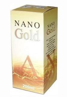 Nano gold Arany 200ml