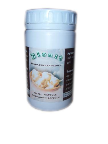 Bionit Fokhagyma kapszula 70x