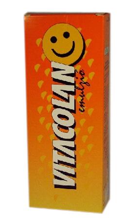 Vitacolan emulzió 250ml *