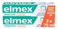 Elmex Sensitive fogkrém duopack 2x75ml