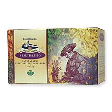 Pannonhalmi vesetisztító teakeverék 20x Herbária *
