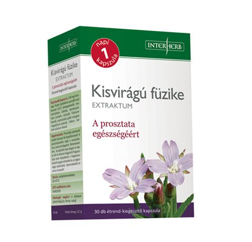 Kisvirágú füzike Extraktum 30 db *