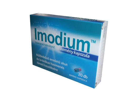 Imodium kapszula 20x *