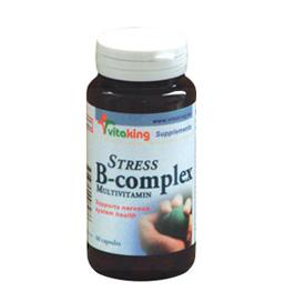 Stress B Complex tabletta 60x Vitaking *