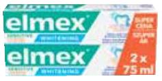 Elmex Sensitve Whitening fogkrém duopack 2x75ml