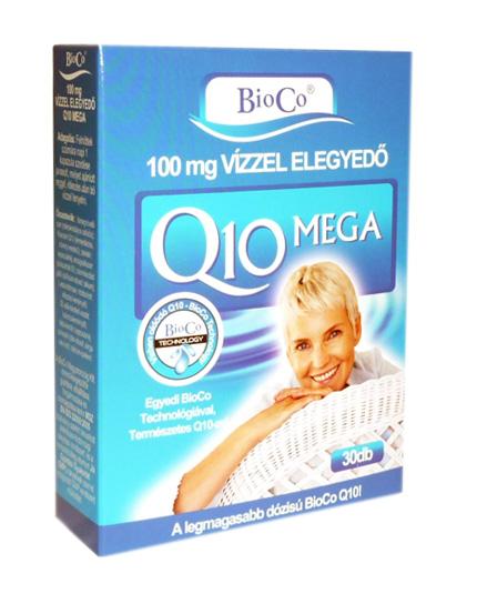 Bioco Q10 Mega 100mg kapszula 30x *