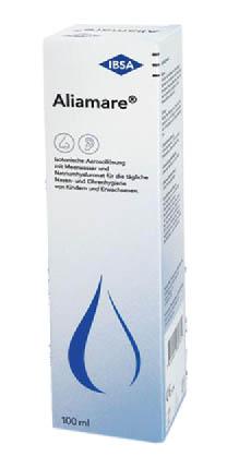 ALIAMARE hialuronsavas izotóniás oldat 100ml *