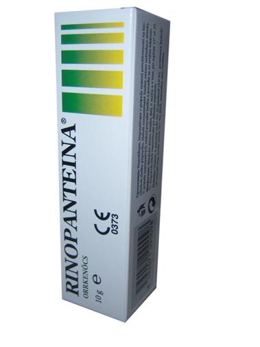 Rinopanteina orrkenőcs 10g