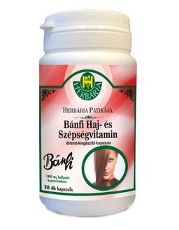 Bánfi haj-és szépségvitamin kapszula 30x *