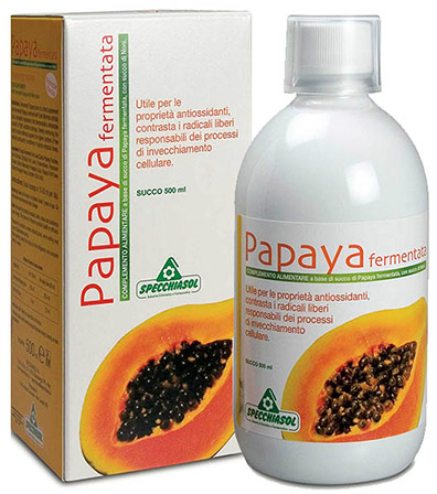 Papaya koncentrátum 500ml