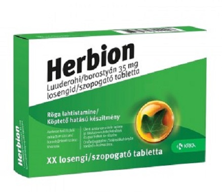 Angised citrom szopogató tabletta 24x