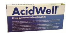 AcidWell tabletta 14x