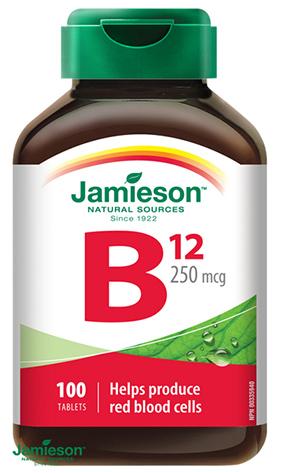 B12-vitamin 100x Jamieson