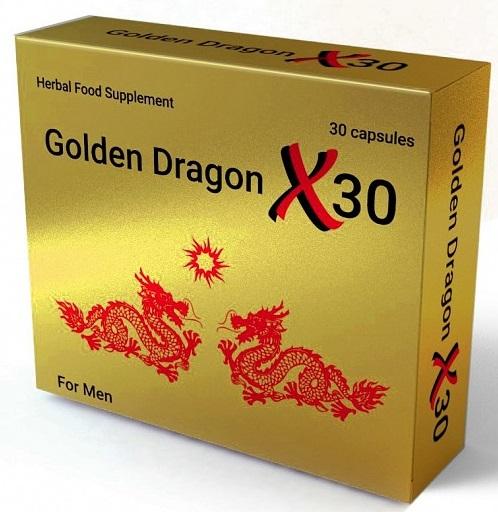 Golden dragon kapszula 30x