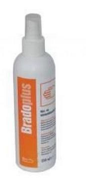 Bradoplus 250 ml kéz-bőr fertőtlenítő spray