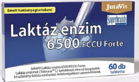 Innolact laktáz enzim tabletta 60x