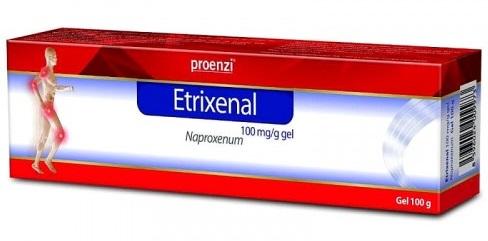 Etrixenal 100 mg/g gél