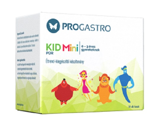 ProGastro KID Mini por 31x